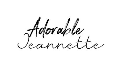 Adorable Jeannette